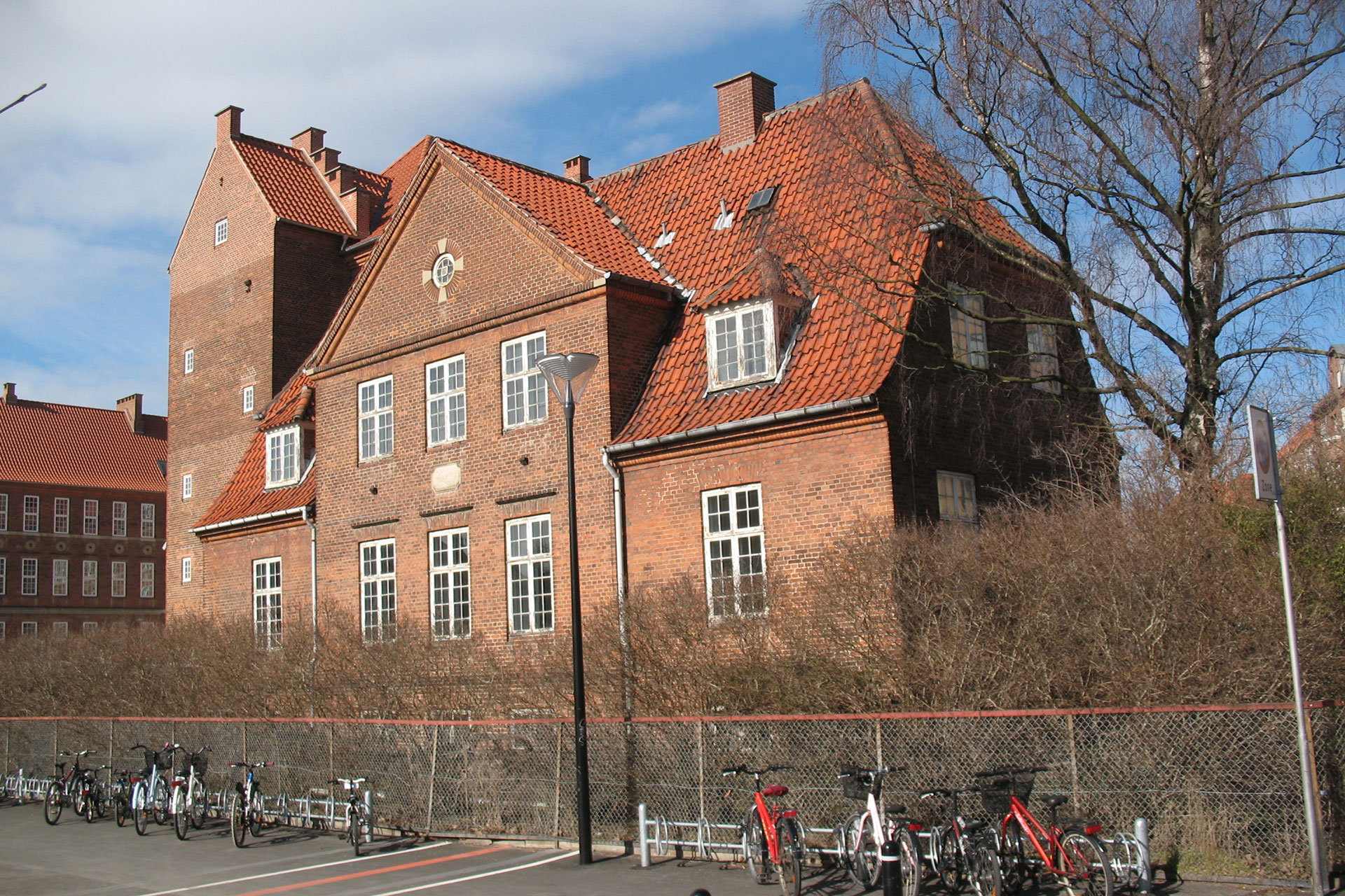 Amager Fælled Skole - Kbh. S