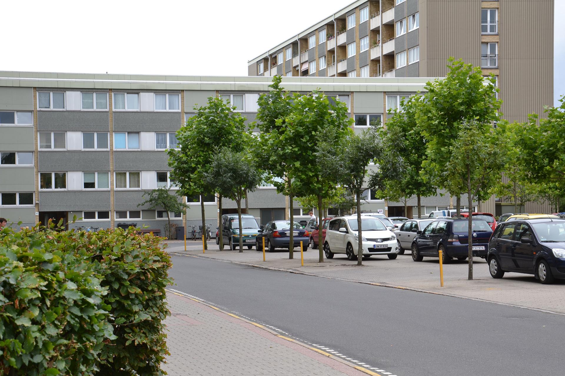 Pab afd. 6 - Vinkelhuse - Kastrup